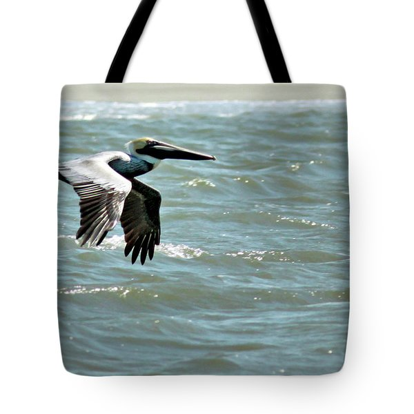 Cruising Tote Bag by Phill Doherty