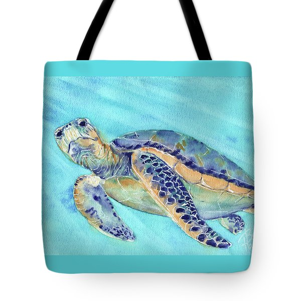 Tote Bag featuring the painting Crush by Betsy Hackett