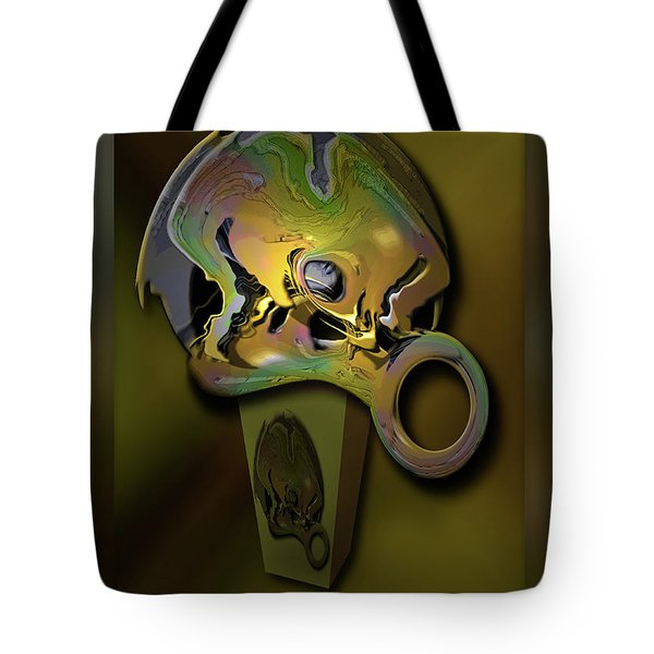 Crushing Affinity Tote Bag by Steve Sperry