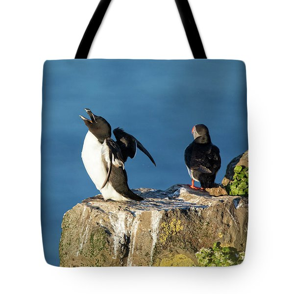 Cry And A Wing Tote Bag