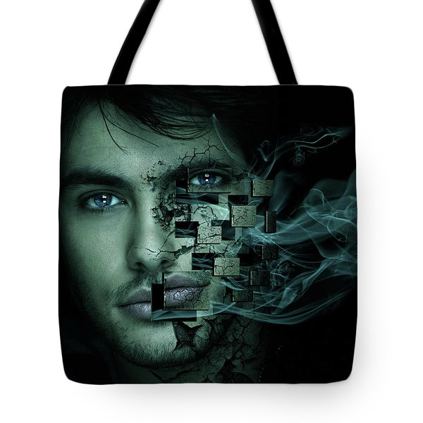 Cry For Help Tote Bag