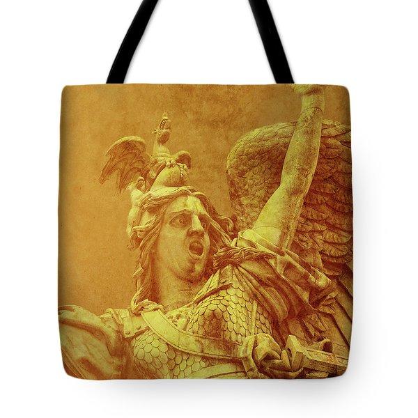 Cry Havoc Tote Bag