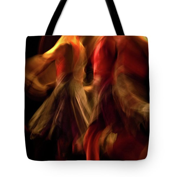 Tote Bag featuring the photograph Crychord 10 by Catherine Sobredo