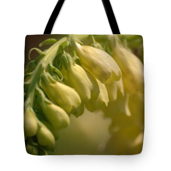 Tote Bag featuring the photograph Crying Softly by Ramona Whiteaker