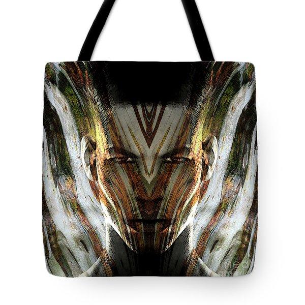 Cryptofacia 107 Tote Bag