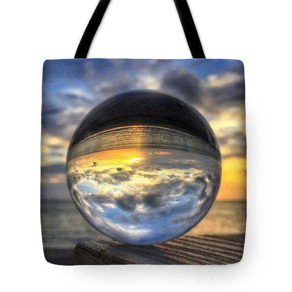 Crystal Ball 1 Tote Bag