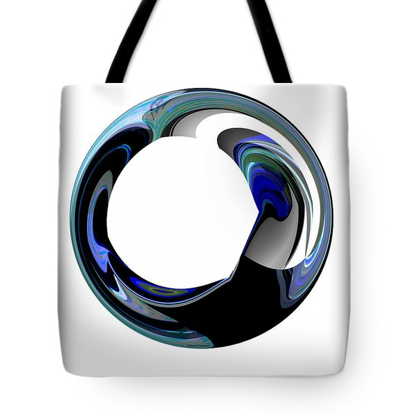 Crystal Alliance Tote Bag by Thibault Toussaint