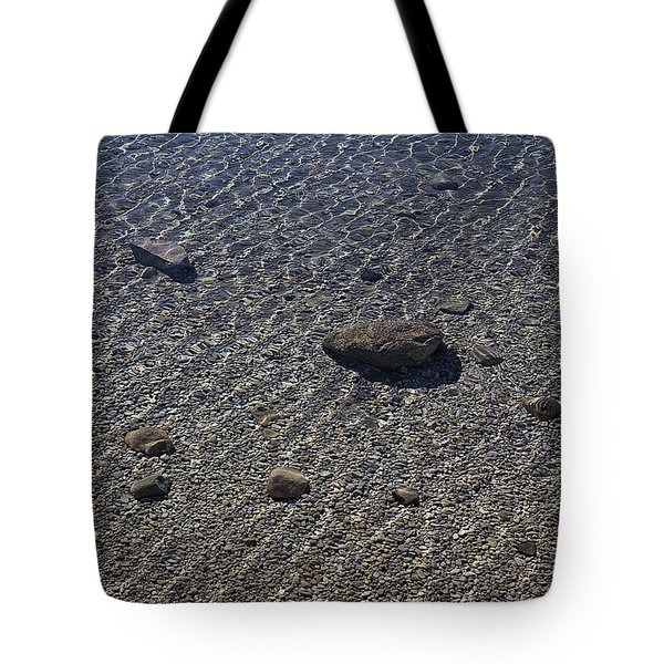 Crystal Clear Water Tote Bag