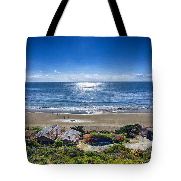 Crystal Cove Dreamscape Tote Bag