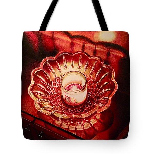 Crystal Ember  Tote Bag