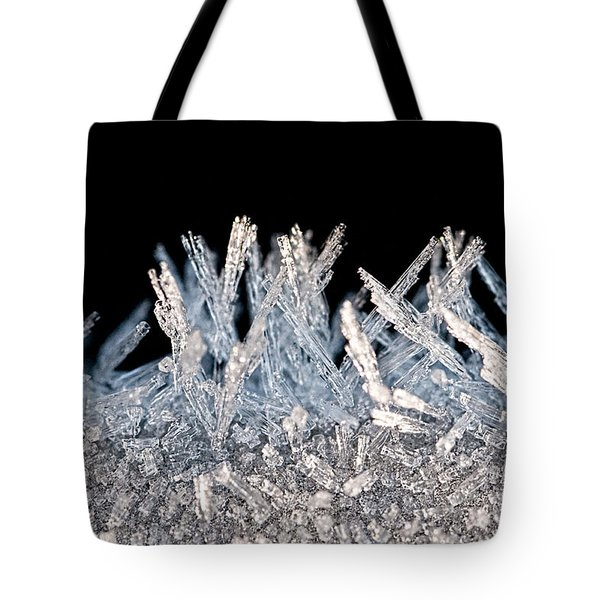 Crystal Forest Tote Bag by Christopher Holmes