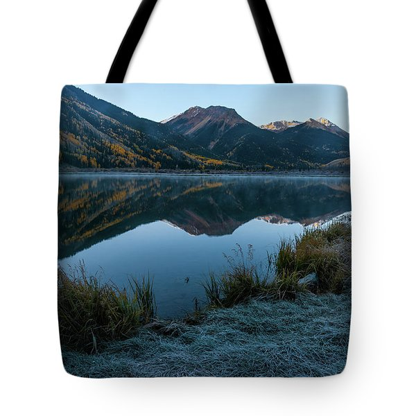 Crystal Lake - 0565 Tote Bag