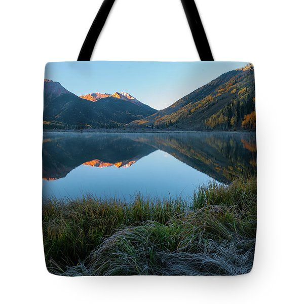 Crystal Lake - 0577 Tote Bag