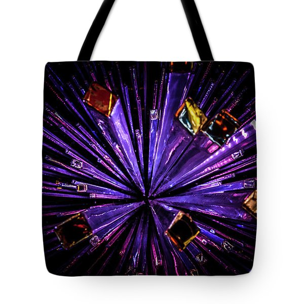 Crystal Reports Tote Bag