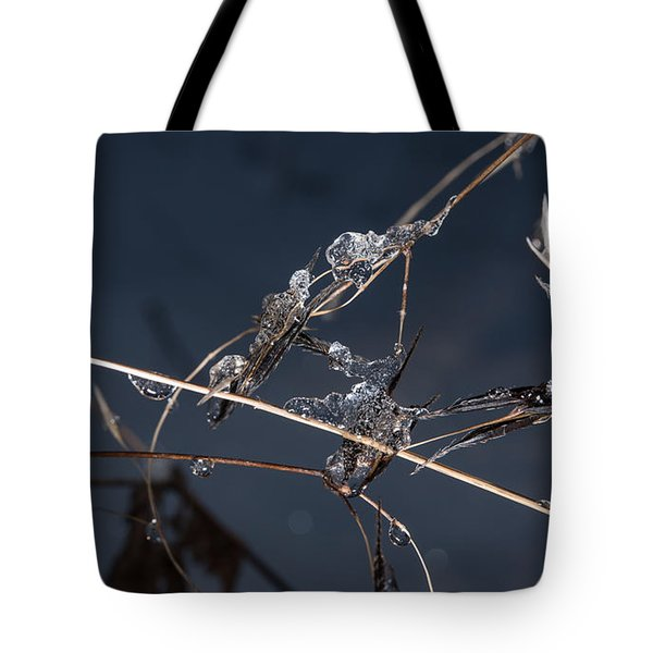 Crystals Tote Bag by Annette Berglund
