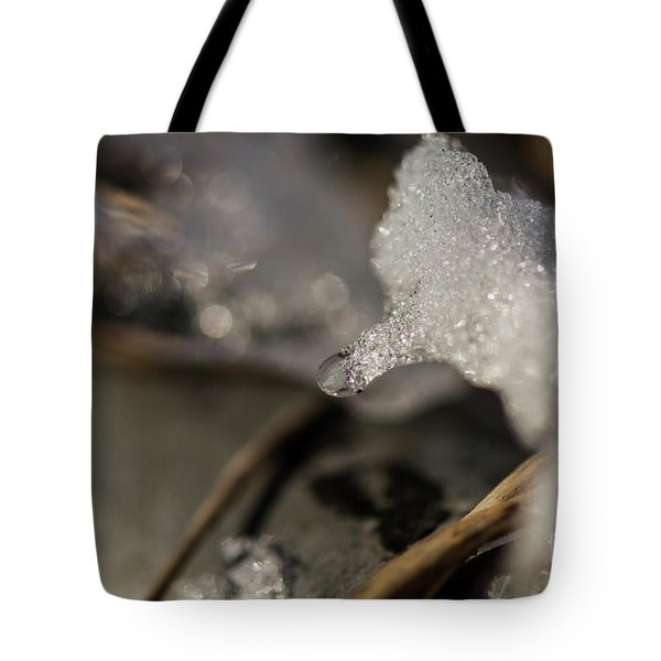 Crystals Tote Bag