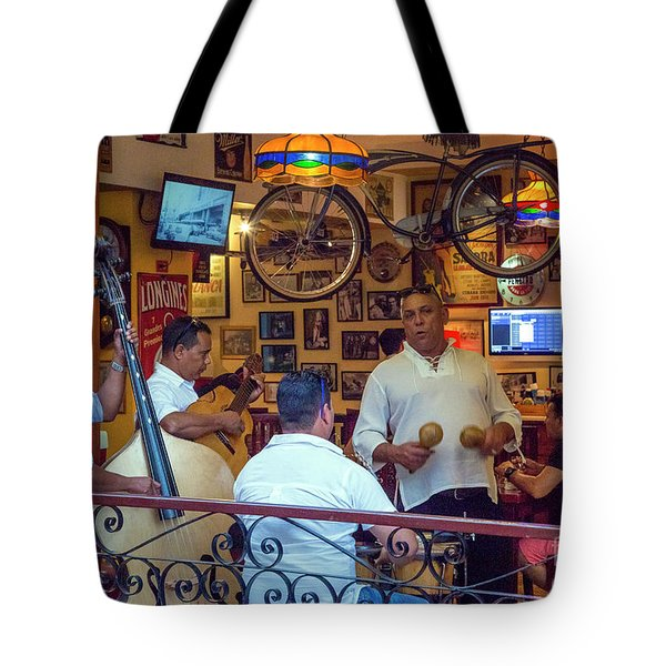 Cuba 0048 Tote Bag