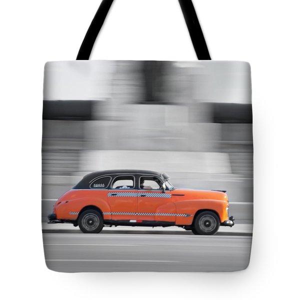 Cuba #2 Tote Bag