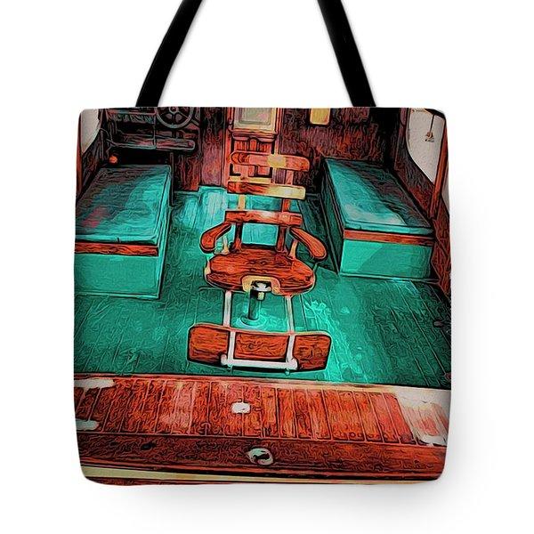 Cuba Hemingway Pilar Tote Bag