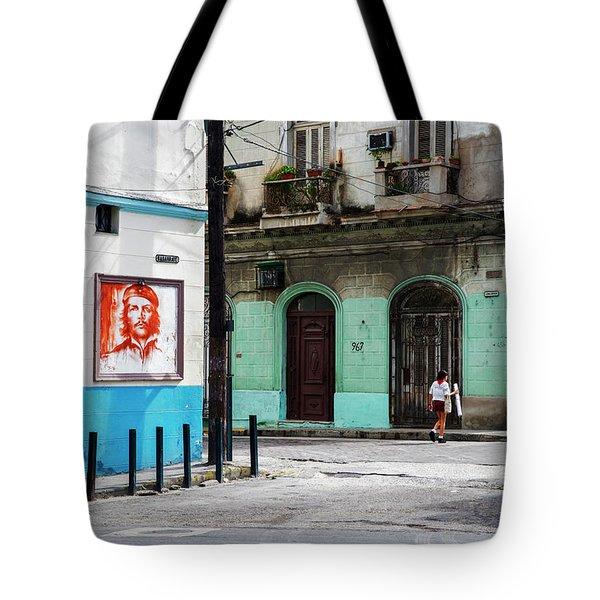 Cuban Icons Tote Bag