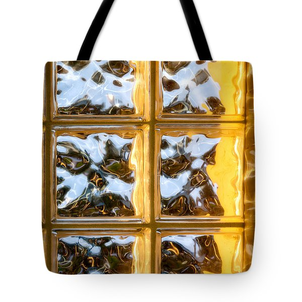 Tote Bag featuring the photograph Cubed Sunset by Christopher Holmes