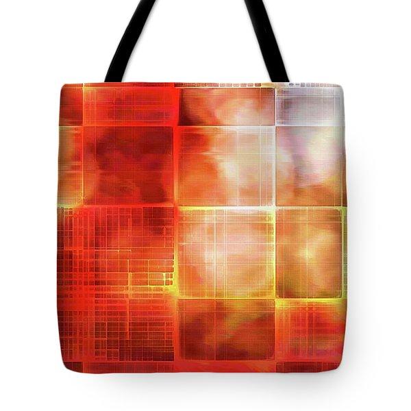 Cubist Tote Bag