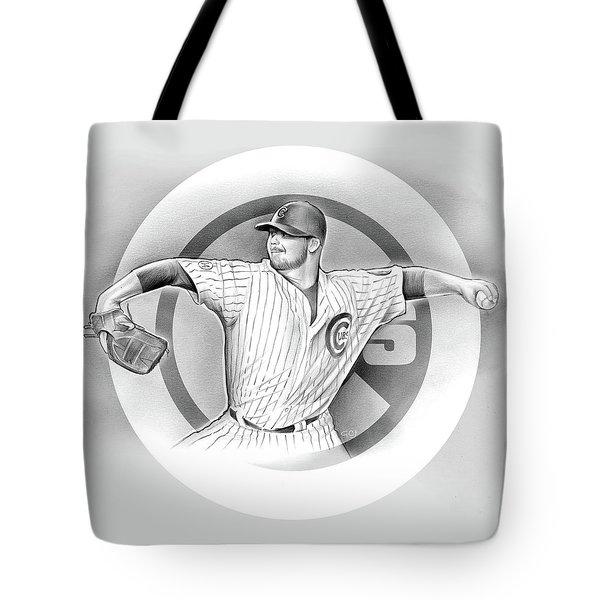 Cubs 2016 Tote Bag