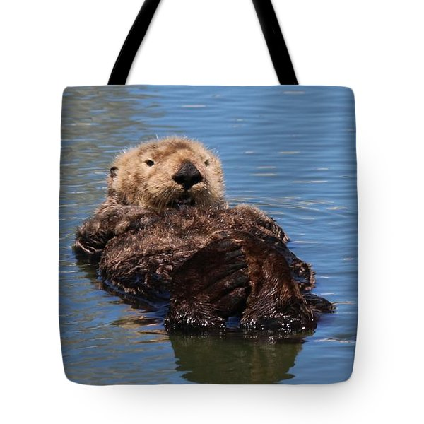 Cuddle Bunches  Tote Bag
