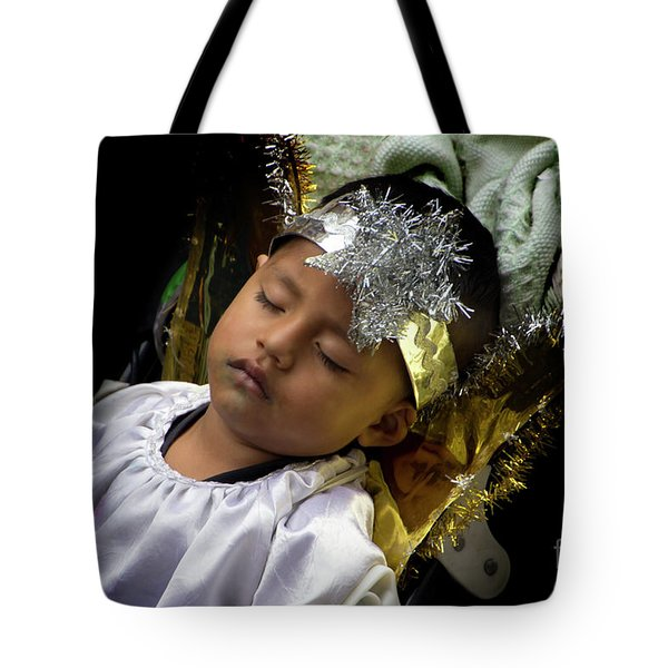 Cuenca Kids 781 Tote Bag