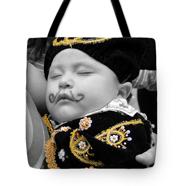 Tote Bag featuring the photograph Cuenca Kids 891 by Al Bourassa