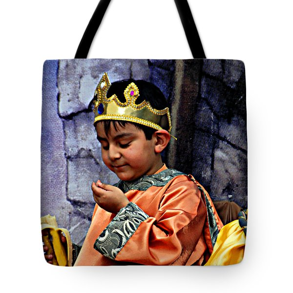 Tote Bag featuring the photograph Cuenca Kids 903 by Al Bourassa