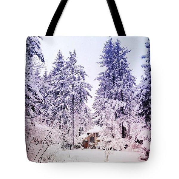 Cul-de-sac Tote Bag by Anna Porter