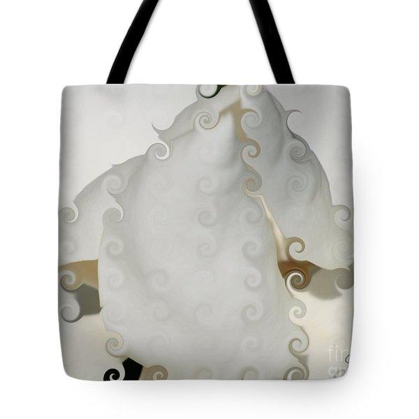 Culicue Magnolia Macro Tote Bag