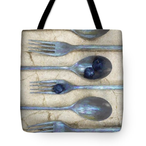 Culinary I Tote Bag