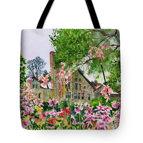 Culinary Institute At Greystone Tote Bag