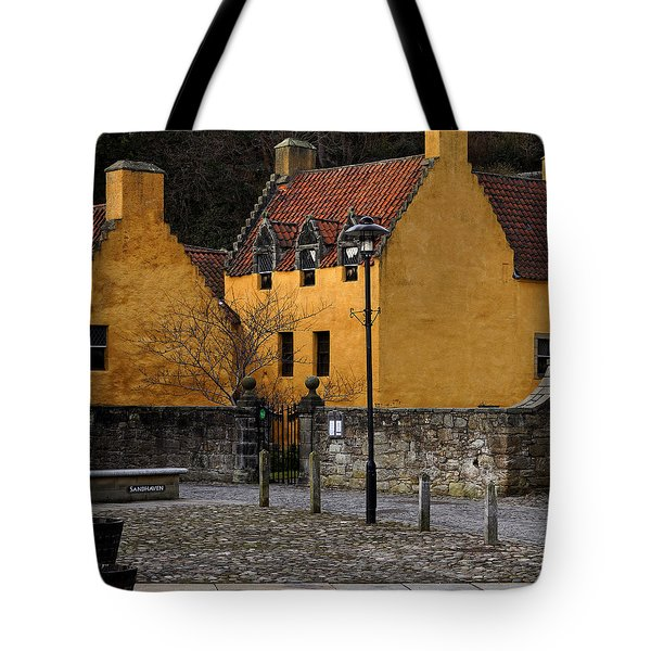 Tote Bag featuring the photograph Culross by Jeremy Lavender Photography