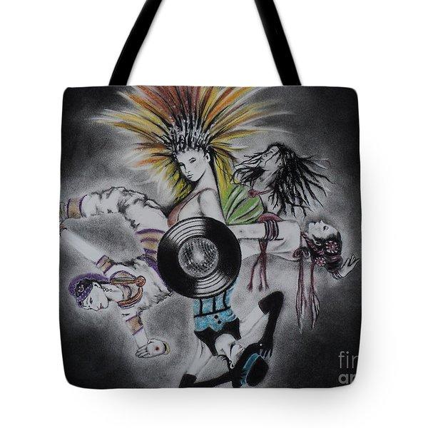 Cultural Affair Tote Bag