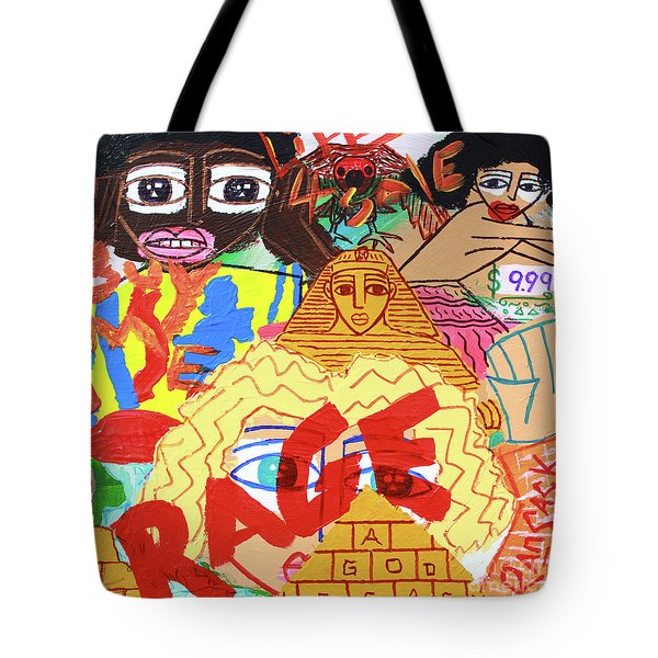 Culture Vultures Tote Bag