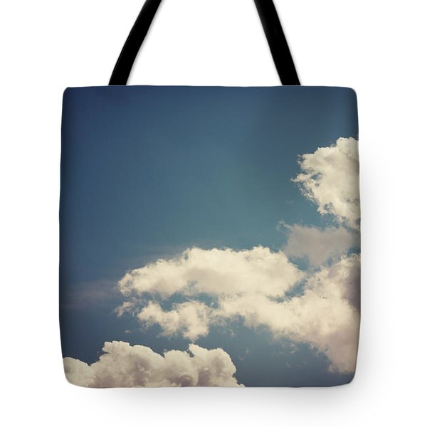 Tote Bag featuring the photograph Cumulus by Joseph Westrupp