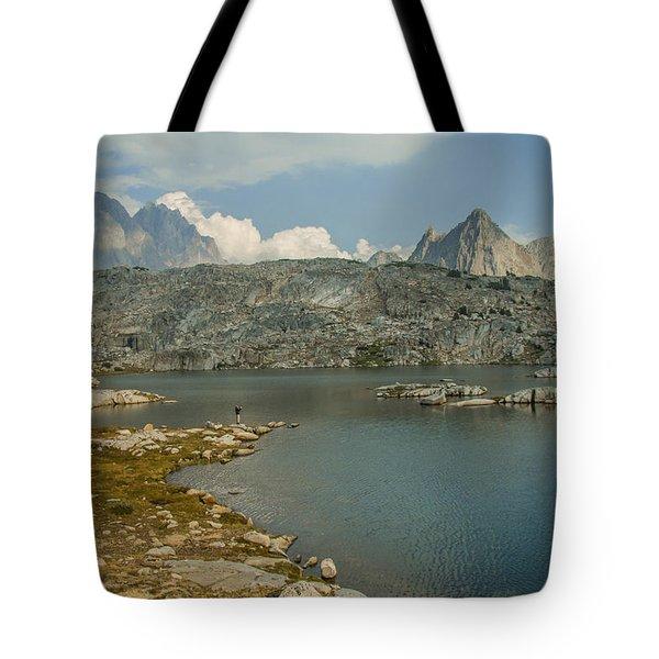 Cumulus Rising Tote Bag