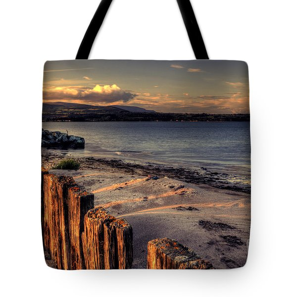 Cunnigar At Sunset Tote Bag