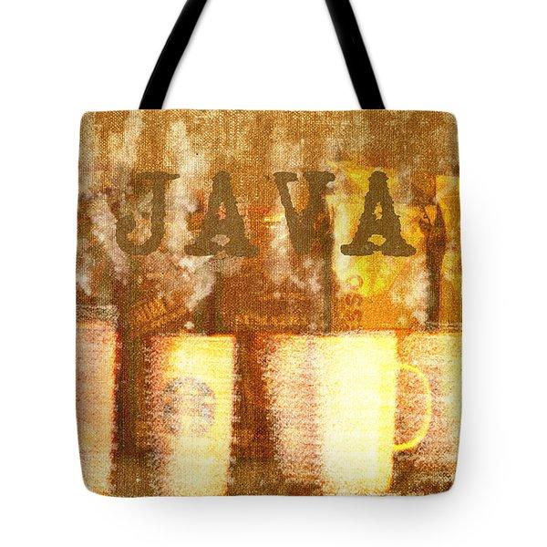Cup Of Coffee Java Mojo IIi Tote Bag
