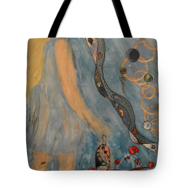 Cup Of Hearts Tote Bag