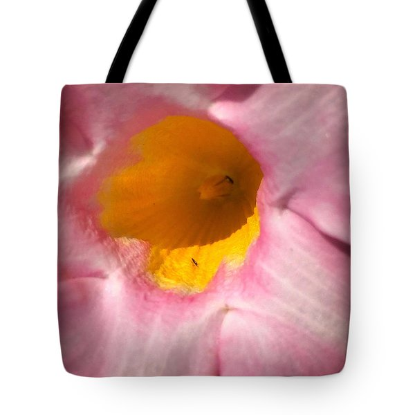 Cup Of Nectar Tote Bag