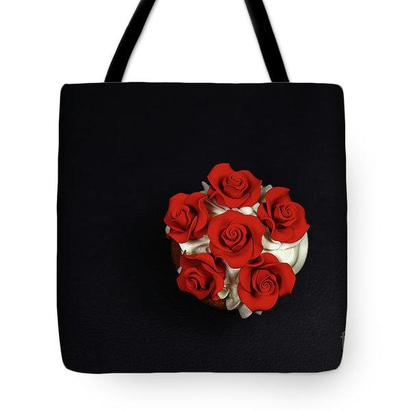 Cupcake Tote Bag by Afrodita Ellerman