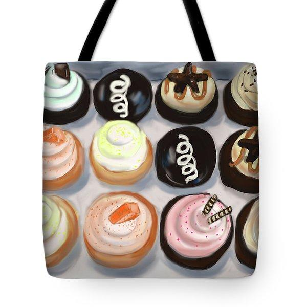 Cupcake Charlies Tote Bag