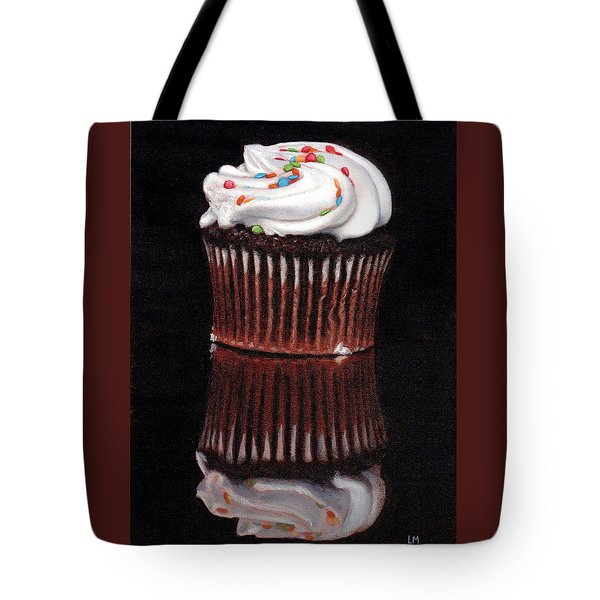 Cupcake Reflections Tote Bag