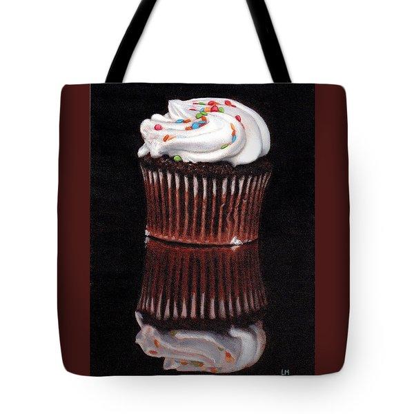 Cupcake Reflections Tote Bag