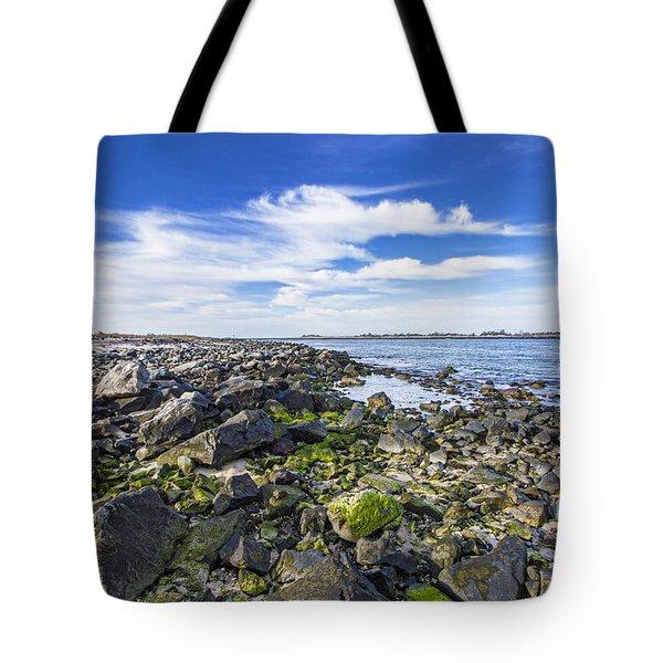 Cupsogue Bayside Tote Bag