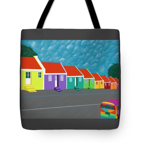 Curacao Dreams IIi Tote Bag